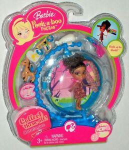 Barbie Peekaboo Petites Girls Of The World South Africa Doll 47