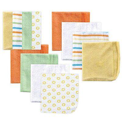 Towels & Washcloths Paquete De Paños Toallas Limpieza Estropajo Algodón Poliéster Color Amarillo Moderate Cost
