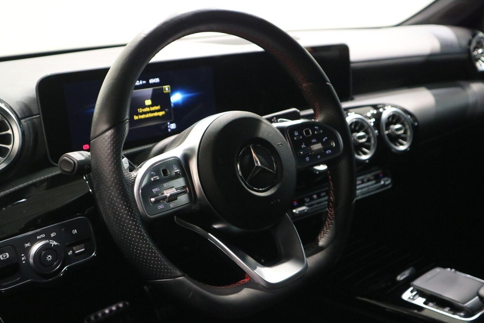Mercedes A180 d 1,5 AMG Line aut. - billede 3