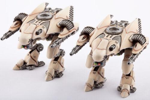 Hawk Wargames BNIB - Dropzone Commander - PHR  Enyo Heavy Walkers