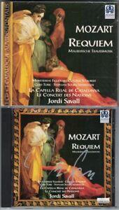 Jordi-Savall-Signed-Mozart-Requiem-Montserrat-Figueras-Gerd-Turk-Mourning-Music