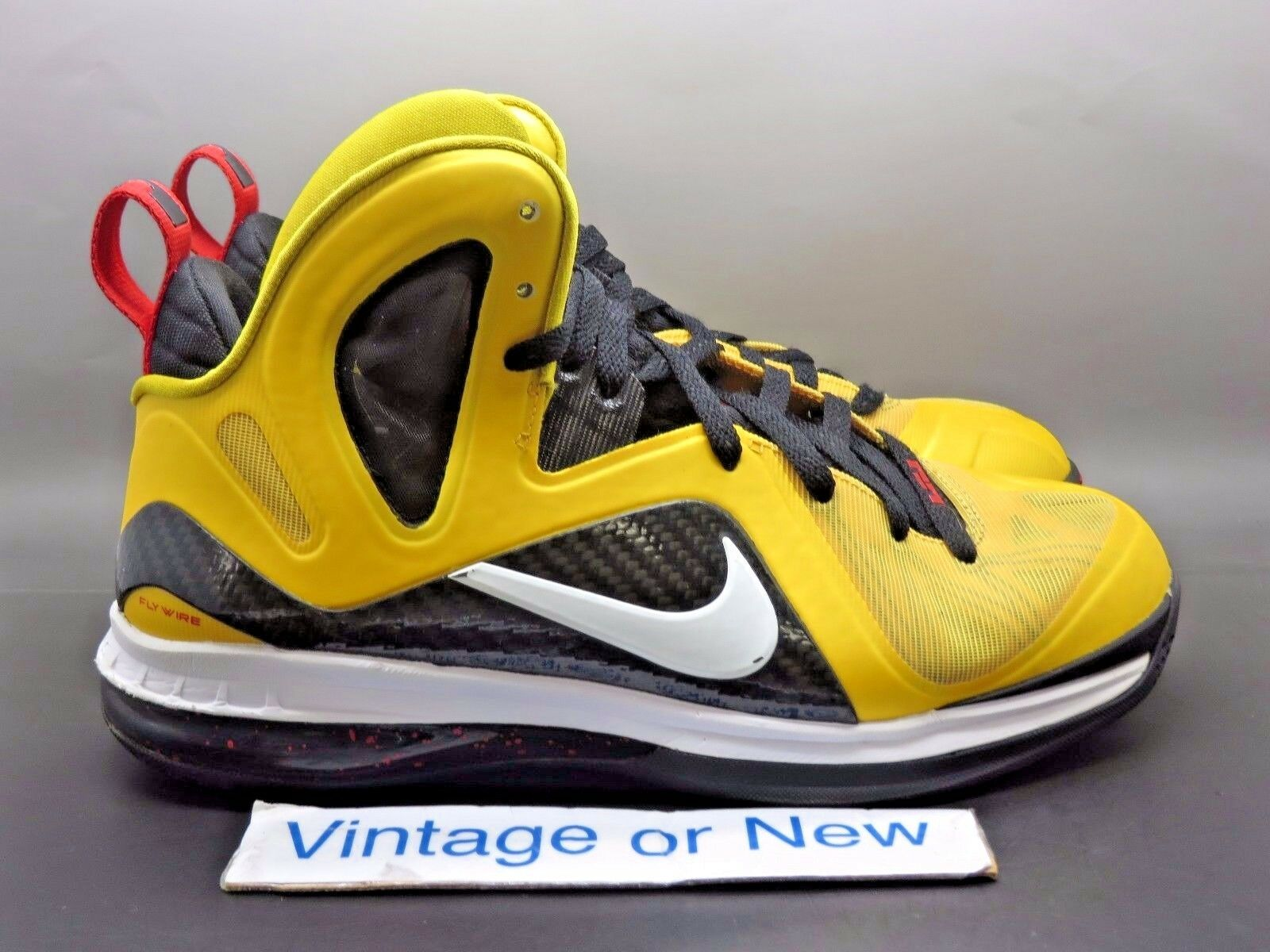 premium selection 05e56 ef743 Nike lebron ix 9 9 9 p.s.elite taxi sz - 8 261933