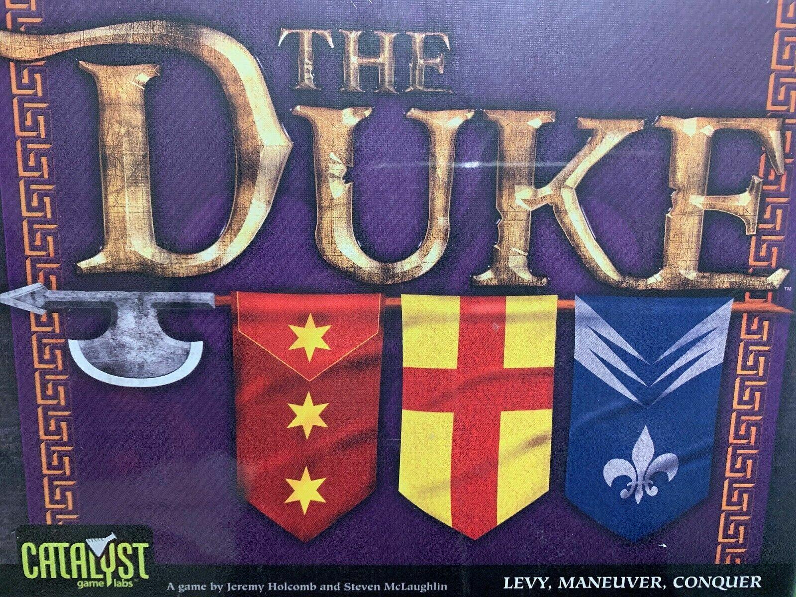 Duke Board spel - NY SEALD