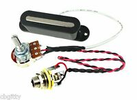 Pawn Shop Monorail Pre-wired Single-coil Pickup Harness With Volume Control