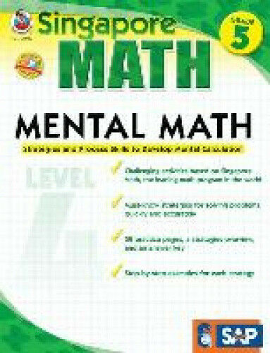 Mental Math, Grade 5 by Singapore Asian Publications.