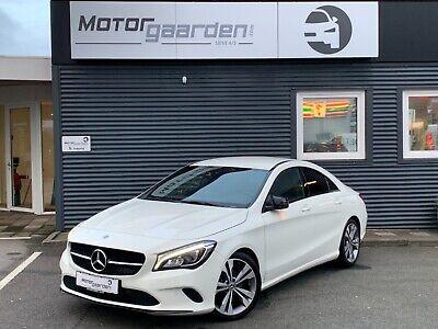 salg af Mercedes CLA220 d 2,2 aut. - 2018