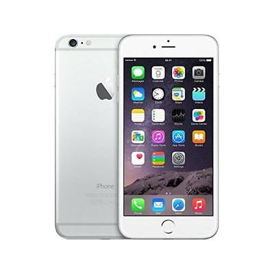 """Apple iPhone 6 Plus 16GB 4G LTE Cell Phone 5.5"""" 1GB RAM Silver"""