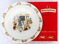 Royal Doulton Bunnykins Baby Nursery Plate - Abc