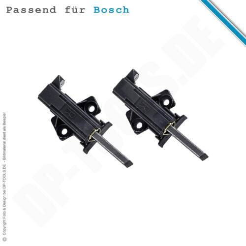 "Spazzole per Bosch wfb4040ee wfb4040ee//01 5x12,5x36mm con supporto /""R/"""