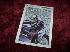 Prospectus /  Brochure SUZUKI GSX-R 1100 W 1993 / 1994 //
