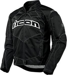 ICON-Contra-Textile-Motorcycle-Jacket-Black-Choose-Size