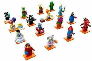 Lego-Minifigure-71021-Series-18-Party-40-Years-Minifigures-YOU-CHOOSE-NEW