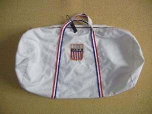 Image Is Loading Vtg Team Usa United States Olympics Duffle Bag