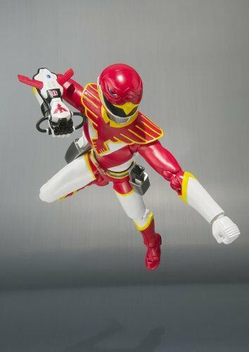 Bandai Tamashii Nations S.H.FiguArts Red Hawk-Choujin Sentai Jetman  JAPAN
