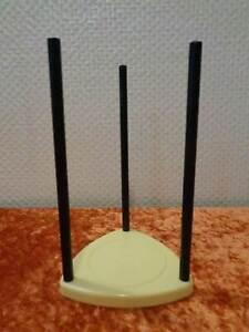 Schumm-Plastic-Diseno-Soporte-Para-Tazas-Vintage-Alrededor-De-1950-60-18-CM