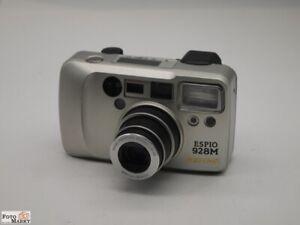 Pentax-Espio-928M-Kompaktkamera-Streetfotografie-Weitwinkel-Zoom-Objektiv-28-90