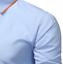 thumbnail 9 - Fashion-Mens-Luxury-Casual-Stylish-Slim-Fit-Long-Sleeve-Casual-Dress-Shirts-Tops