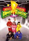 Mighty Morphin Power Rangers Season 3 Region 1 DVD