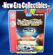 NFL - Ertl Collectibles - Classic Rides - Dodge Viper - 1:64 Scale Diecast - RC2
