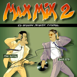 Compilation-2xCD-Max-Mix-2-Expanded-amp-Remastered-Edition-Spain-M-M