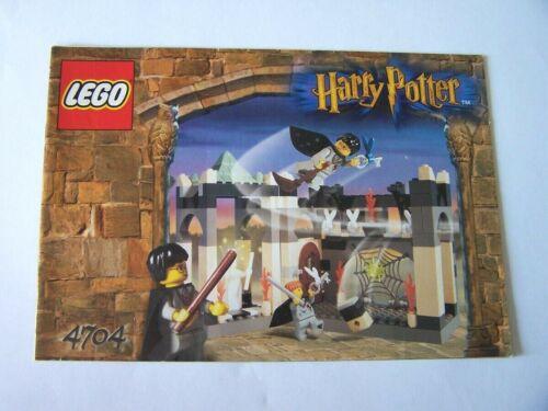 LEGO® Bauanleitung 4704 Instruction Nr