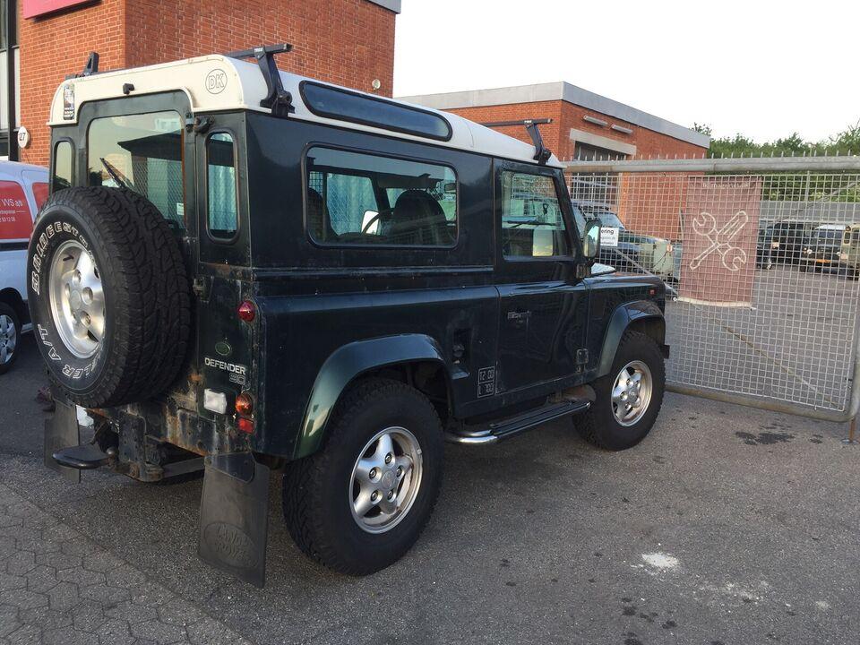 Land Rover Defender 90, 2,5 TDi, Diesel