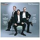Chopin: Trio, Op. 8; Introduction et Polonaise brillante; Liszt: Tristia (2010)