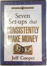 SEVEN SET-UPS THAT CONSISTENTLY MAKE MONEY by Jeff Cooper * Stock Trading DVD*