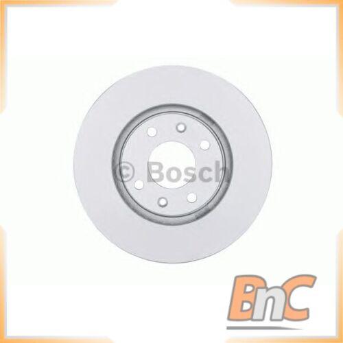 # 2x Genuine Bosch Heavy Duty Front Disque de frein Set Citroën Peugeot DS