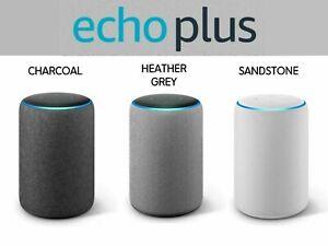 Amazon Eco Plus (2nd Gen.) con un concentrador de casa...