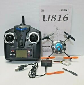 UDI-6-Axis-Stablized-U816-RC-UFO-Quadcopter-Helicopter