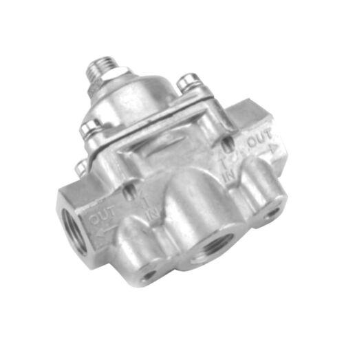 Quick Fuel 30-125-1R  Racing 125 GPH Electric Fuel Pump With Regulator