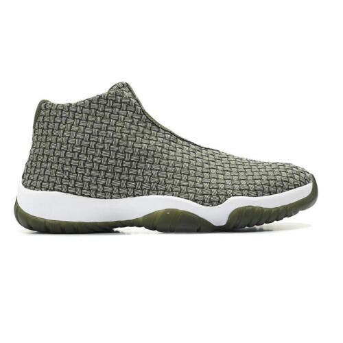 Future Oliva Scarpe 305 Da Basket Uomo Air 656503 Verde Jordan Nike CwqOS4