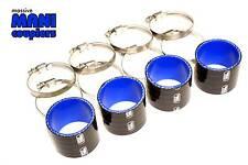 Massive Mani Couplers Intake Manifold Silicone Upgrade Focus SVT 02-04 ST170 4pc