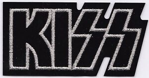 KISS-SILVER-LOGO-IRON-ON-or-SEW-ON-PATCH