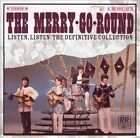 Listen, Listen: The Definitive Collection [Remaster] * by The Merry-Go-Round (CD, Apr-2005, Rev-Ola Records)