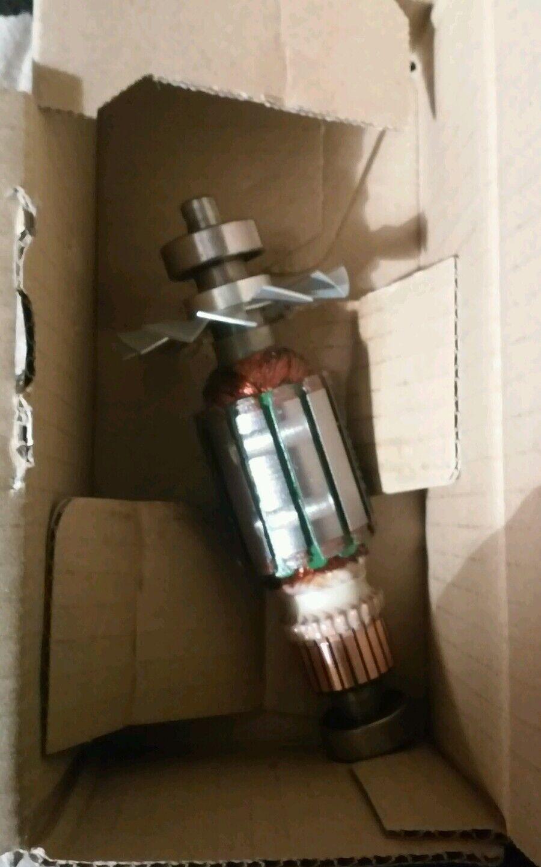 Makita Makita Makita 511401-2 Armatur Montage 115 V für Stabschleifer GE0600 7728aa