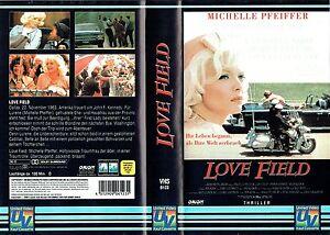 VHS-Love-Field-Liebe-ohne-Grenzen-Michelle-Pfeiffer-Dennis-Haysbert