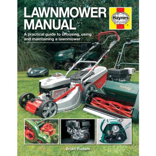 Lawnmower Manual by Haynes Practical Guide