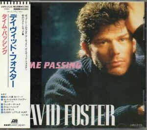 David-Foster-Time-Passing-6track-JAPAN-CD-with-OBI-20P2-2125