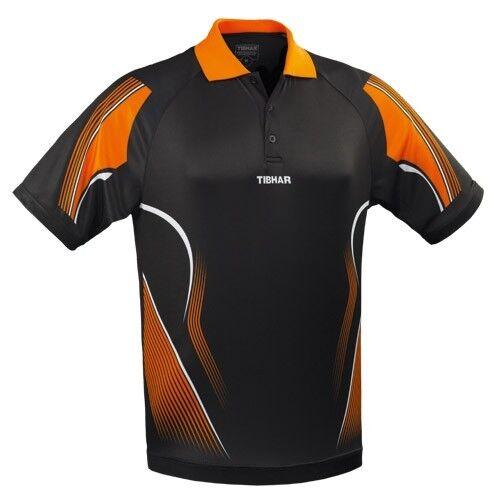Tibhar Camiseta Magic SW   Orange Camiseta Polo B in der Nähe der City