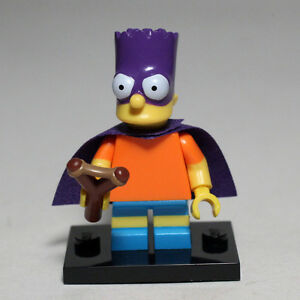 Lego-71009-Minifig-Simpsons-Series-2-BARTMAN-Free-Postage
