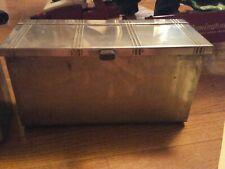 Lot Of 3 Stainless Steel Ice Cream Topping Dispenser