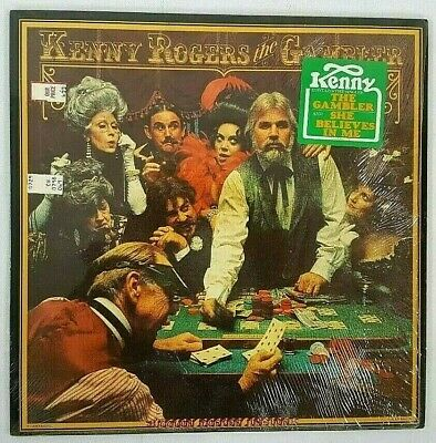 The Gambler Album by Kenny Rogers LP | eBay