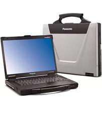 "Panasonic Toughbook 15.4"" CF-52 MK3 Core i5 M520 2.40 Ghz 2GB 80GB WIFI win 7"