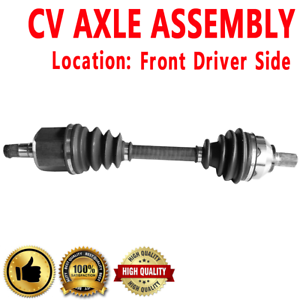 Front Driver Side Front Left CV Axle Drive Shaft ASSEMBLY For VOLVO