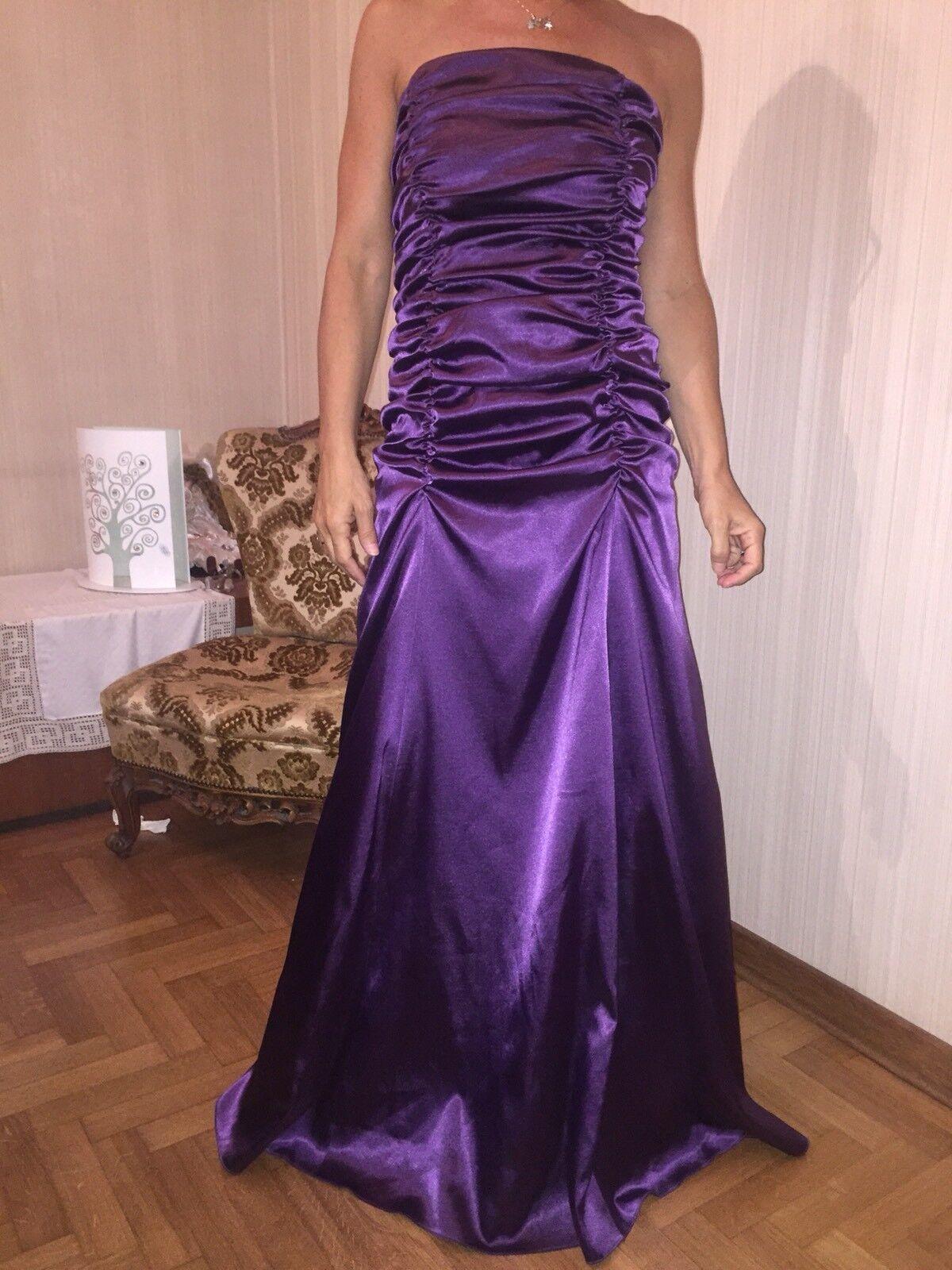 Außergewöhnliche Abendkleid lilat Wunderbar Retail   | Zu einem erschwinglichen Preis  | Sorgfältig ausgewählte Materialien  | Online  | Queensland