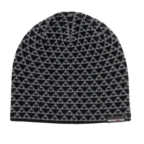 MOUNT TEC Men/'s Mountain Jacquard Knit Hat