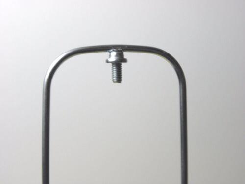 Nockenstrebe schutzblechstrebe marco longitud de fijación 266mm 20 pulgadas nº 25501