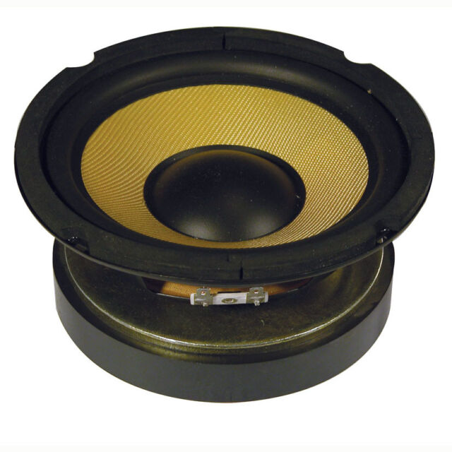200mm 8 INCH DIAMETER CHASSIS SPEAKER 250 WATT RMS HIGH POWER WOOFER